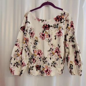 WHBM blouse, size 14